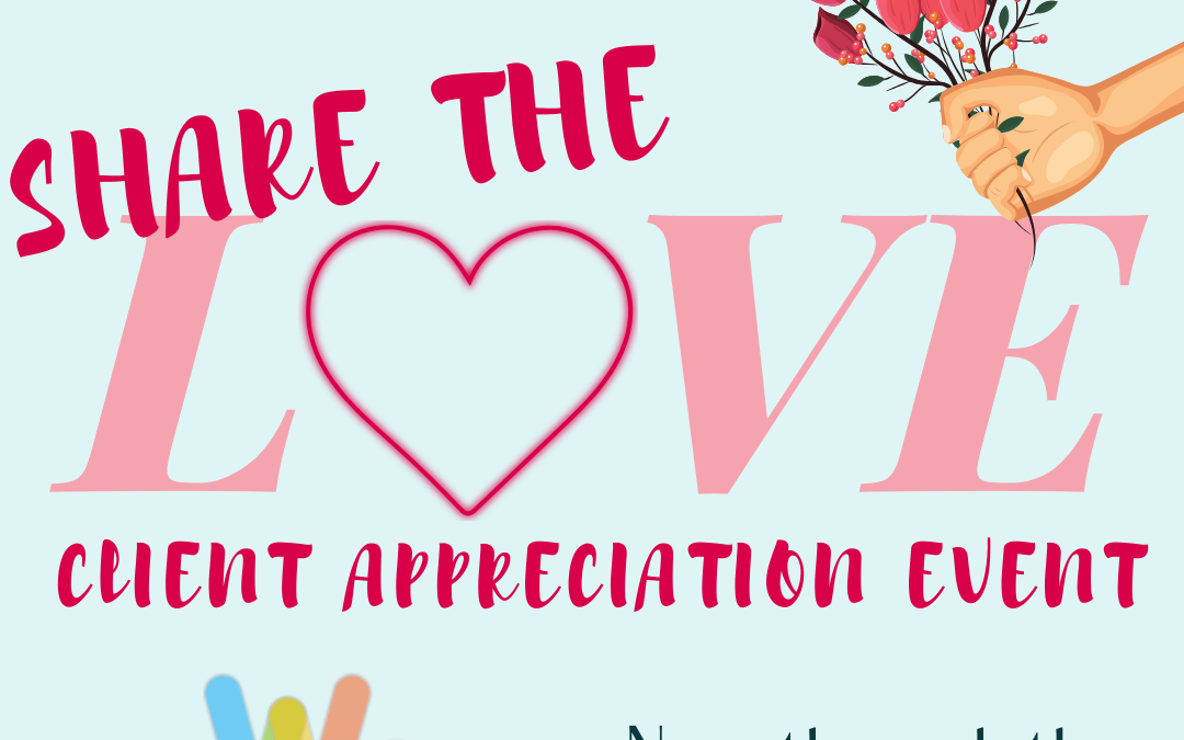 W2 Share the Love Event